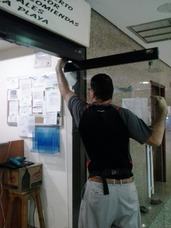 Reparación Puertas Vidrio Templex Maracaibo, Cabimas, Cdad O