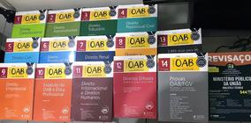 Coleção Oab 1ª Fase - Juspodivm - 14 Livros