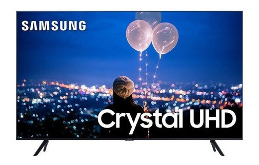Smart Tv Crystal 50 Polegadas Samsung Uhd 4k Bluetooth Hdr