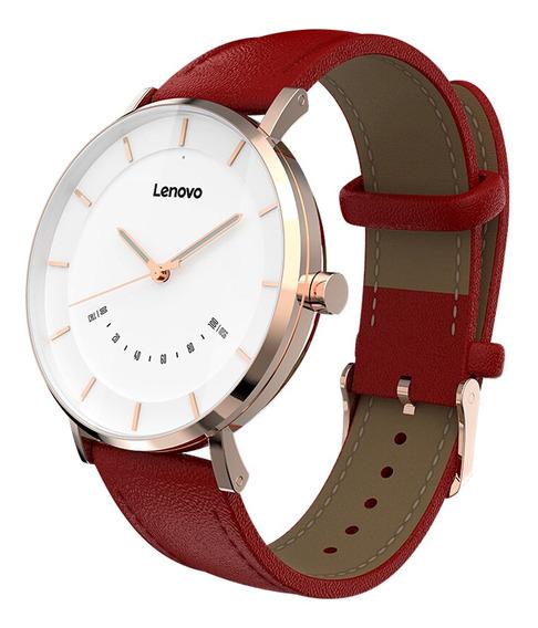 Reloj Inteligente Lenovo Waterproof Business Leisure