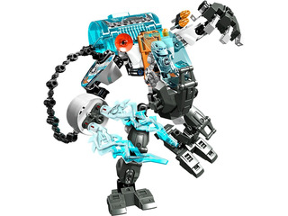 Lego Hero Factory 44017 Stormer Freeze Machine