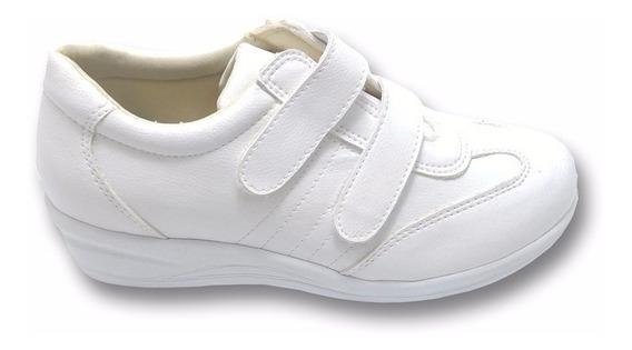 Sapato Tênis Sapatenis Feminino Ortopédico Anatômico