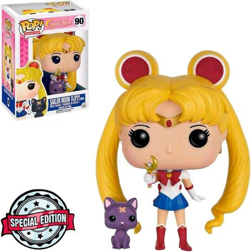 Imagem 1 de 2 de Funko Pop Animation Sailor Moon 90