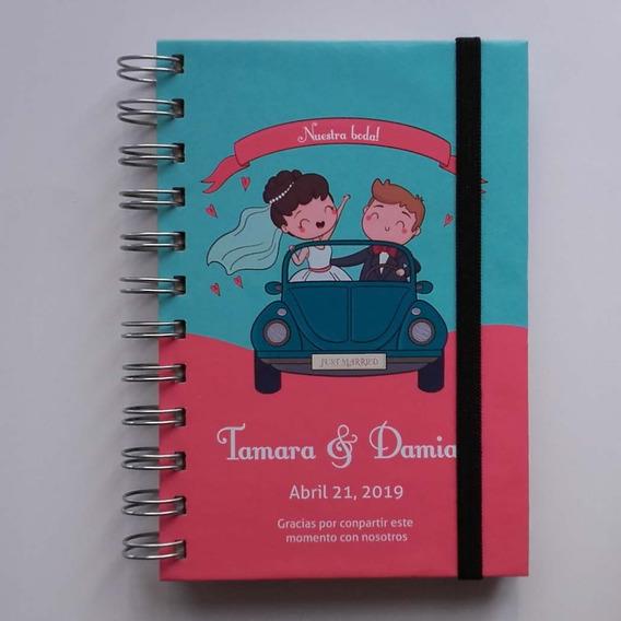 Cuaderno Souvenir Premium Tapa Dura. 10x15 Cm- Zona Norte