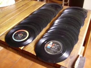 Discos Vinilo Coleccion Decada 60/70/80 Simples 33 Y 45 Rpm.