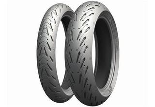 Par Pneus Michelin Road 5 120/70-17+190/55-17 K1600 Gtl