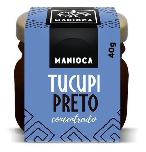 Imagem 1 de 3 de Tucupi Preto Concentrado 40g. 100% Natural. Sem Glúten.