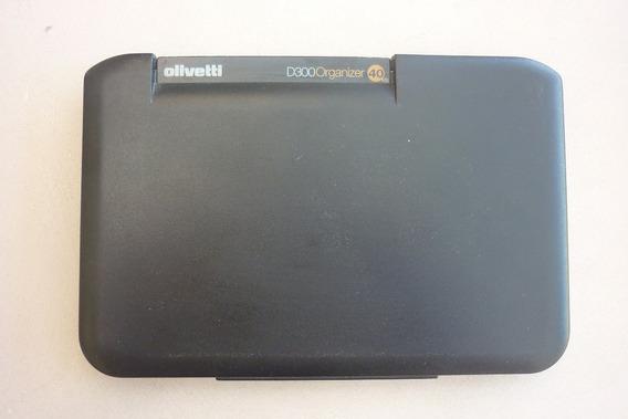 Agenda Electrónica Olivetti D300 Organizer - Funciona!