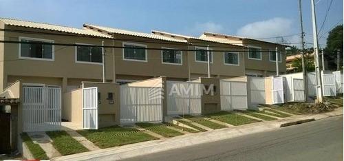 Casa À Venda, 82 M² Por R$ 260.000,00 - Maria Paula - São Gonçalo/rj - Ca0048