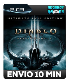 Diablo Iii: Reaper Of Souls - Ultimate Evil Edition psn Ps3