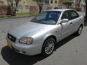 Chevrolet Esteem Mt1300cc Plata Metalizado Aa Dh