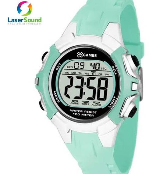 Relógio X-games Feminino Xfppd052 Bxax C/ Garantia E Nf