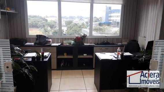 Sala À Venda Elocação, 41 M² - The Square - Cotia/sp - Sa0192
