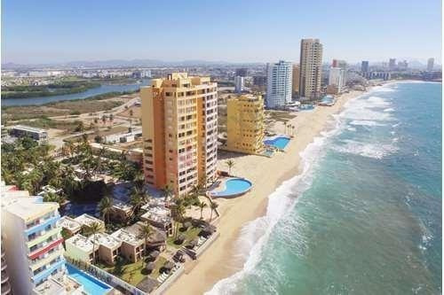 Lujoso Penthouse Frente A La Playa - Tower 360 Penthouse B