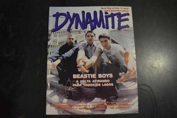 Dynamite 75 Beastie Boys Revista