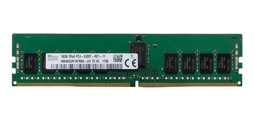 Imagem 1 de 3 de Memória 16gb Ddr4 Ecc P/ Hp Proliant Xl450 Gen9...