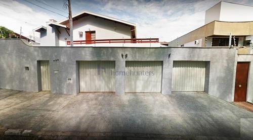 Casa Com 4 Dormitórios À Venda, 350 M² Por R$ 980.000,00 - Parque Nova Campinas - Campinas/sp - Ca3838