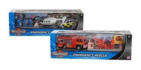Equipo Rescate De Emergencias Hti Teamzters Wabro 4025