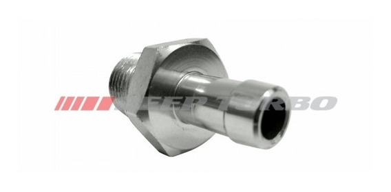 Niple Conexão Para Flauta Mi Medida 3/8npt X 9,0mm