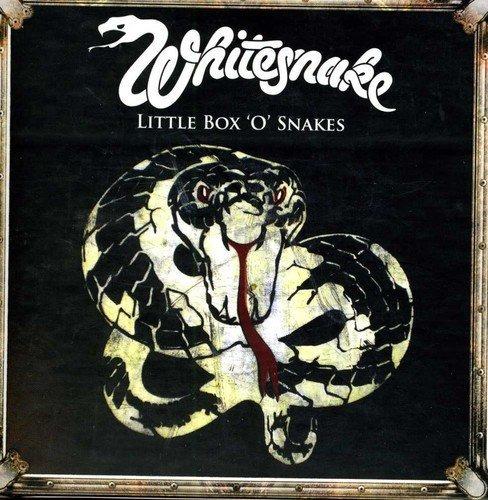 Cd : Whitesnake - Little Box O Snakes: Sunburst Years 1978 -