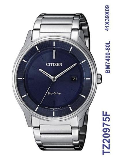 Relogio Masculino Citizen Eco-drive Tz20975f