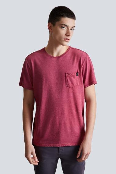 Camiseta Enxuto Bolso Mescla Reserva