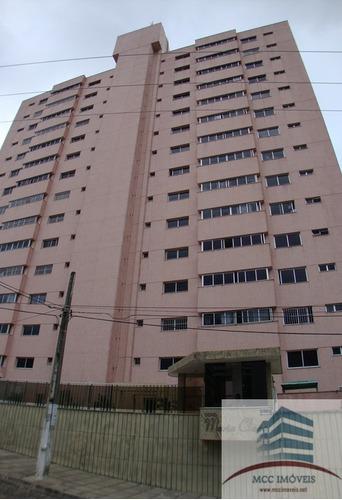 Apartamento Para Venda Ou Aluguel Em Morro Branco, Natal