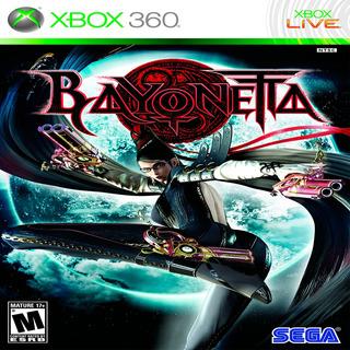 Oni Games - (sin Stock) Bayonetta X-box 360