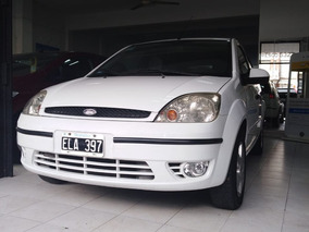 Ford Fiesta Edge Plus 1.6l Muy Buen Estado!! Financio!!