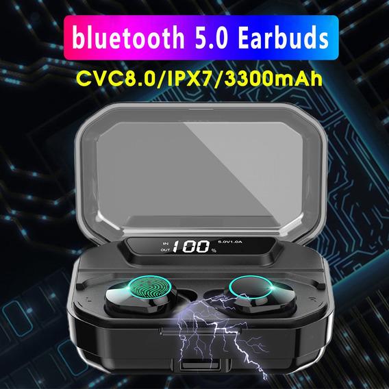 Ipx7 Fone De Ouvido Bluetooth5.0 Fone De Ouvido Fone De Ouvi
