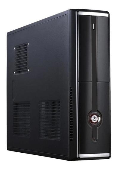 Cpu Dual Core - 4gb - Hd 1tb+250gb Wi-fi + Fonte 500w Reais