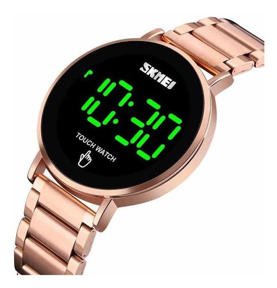 Relógio Skmei Digital Unissex 1550 Pronta Entrega /full
