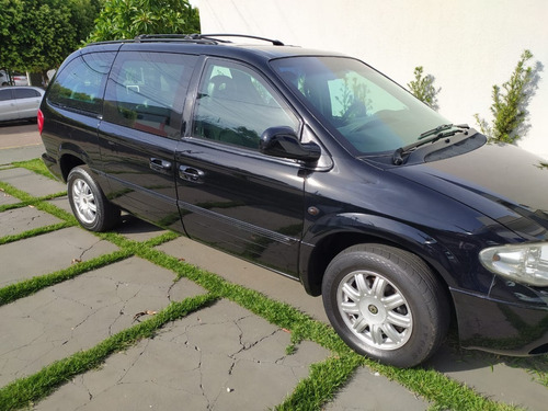 Chrysler Gran Caravan 2007 Blindada Nivel Iii