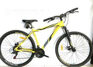 Bicicleta Motomel Maxam 190 Rod 29 Frenos/disc 21 Vel-works!