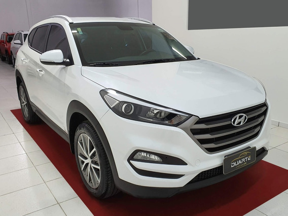 Hyundai New Tucson 2018 Gl 1.6 Turbo Automático - Impecável