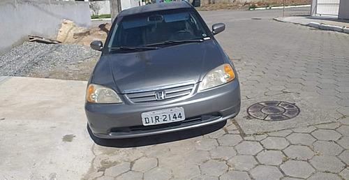 Honda Civic 2003 1.7 Lx 4p