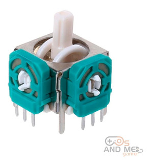 Repuesto Analogico Joystick Remplazo Eje Mando Gamecube Cube
