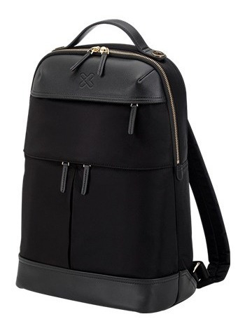 Bulto De Notebook 15  Targus Newport Backpack Negro