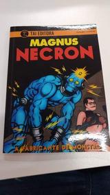 Necron #01 - A Fabricante De Monstros