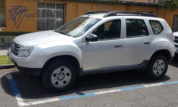 Por Urgencia Vendo Renault Duster 1.6 Único Dueño $14.500