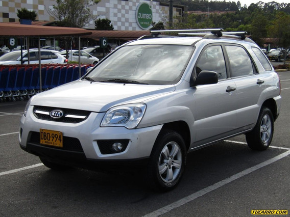 Kia New Sportage Lx At 2000cc Aa Ct 4x4