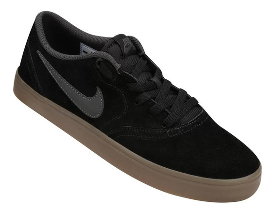 Tênis Nike Sb Check Solar Masculino - 843895 - Original