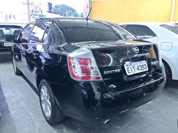 Nissan Sentra S 2.0 16v (aut) Gasolina Automático