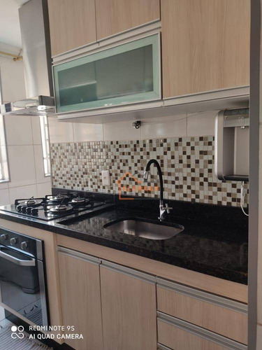 Imagem 1 de 7 de Apartamento À Venda, 48 M² Por R$ 170.000,00 - Conjunto Residencial José Bonifácio - São Paulo/sp - Ap0412