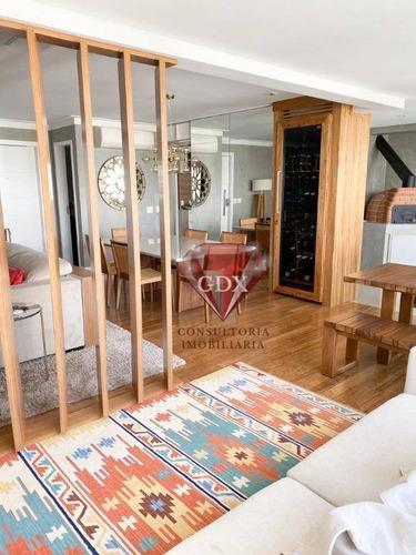 Imagem 1 de 30 de Apartamento Reformado Campo Belo Para Locação Quadra De Tênis - Ap15854
