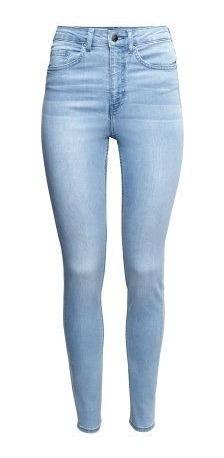 Jean Pantalon Chupin Slim Mujer Americanino Talle 28