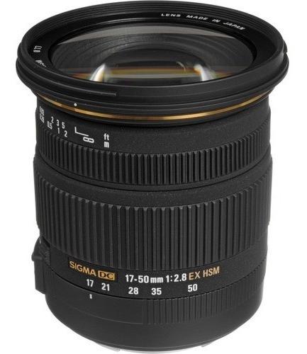 Lente Sigma 24-70mm F/2.8 Para Nikon