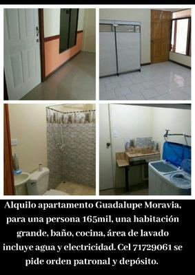 Alquilo Apartamente Guadalupe