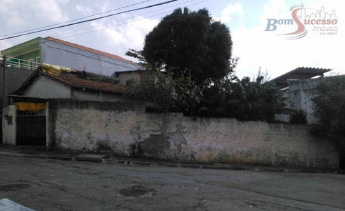 Terreno À Venda, 292 M² Por R$ 450.000,00 - Vila Diva (zona Leste) - São Paulo/sp - Te0066