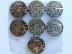 Lote De Monedas Argentinas Años